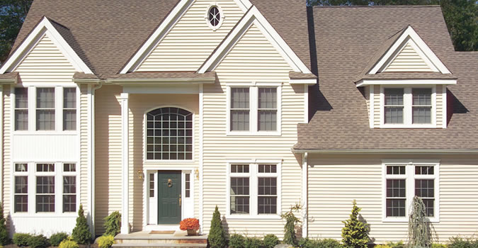 Vinyl Siding Holly Springs
